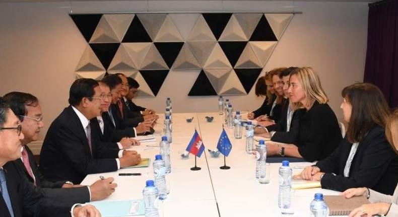 EU-Cambodia Trade Relations: Challenges & Way Forward