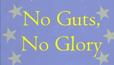 Book Talk: 'No Guts, No Glory' A Foreign Policy for the European Union