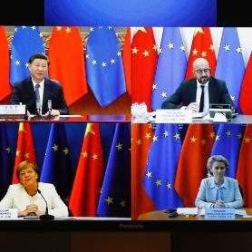 The EU-China Leader's Meeting: Virtual Inertia