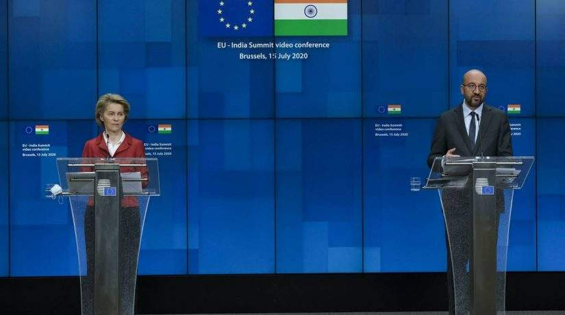 EU-India Relations: Factoring China In