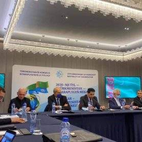 EIAS Participates in Roundtable Devoted to Turkmenistan's Neutrality