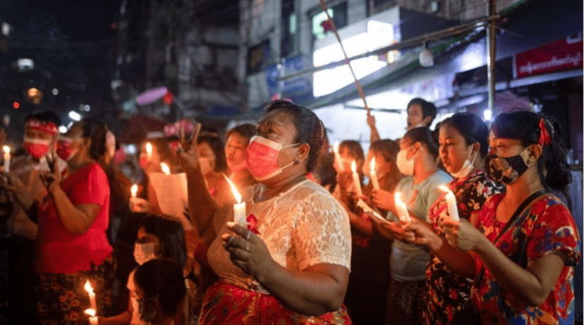 Myanmar's future is back on the line: The fight for democracy