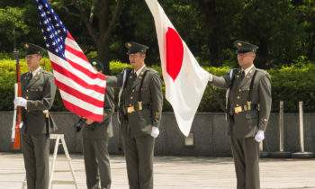 The US, the EU and Japan: Striking a new balance of power