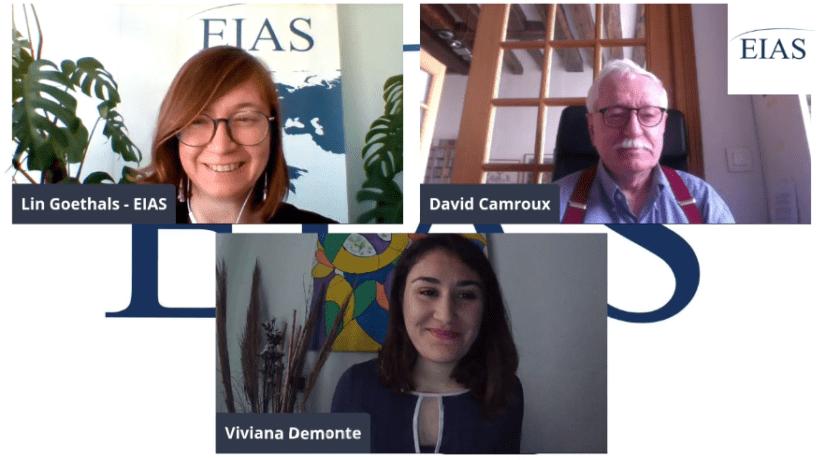 EIAS Talk with David Camroux: EU-ASEAN Cooperation – A Partnership in Progress